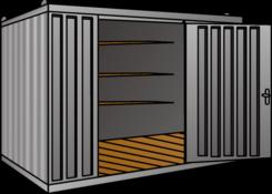 Materialcontainer mieten