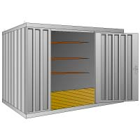 Material- Container mieten leihen